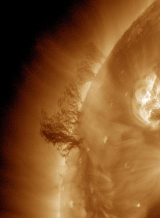 Słońce - 2015.04.24