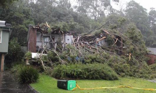 Sydney, Australia - Ogromna burza pozbawiła prądu 200 tysięcy osób 6