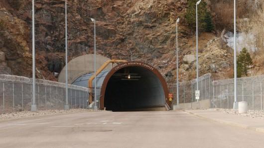 USA - Dowództwo obrony powietrznej i kosmicznej chce przystosować obiekt w górze Cheyenne