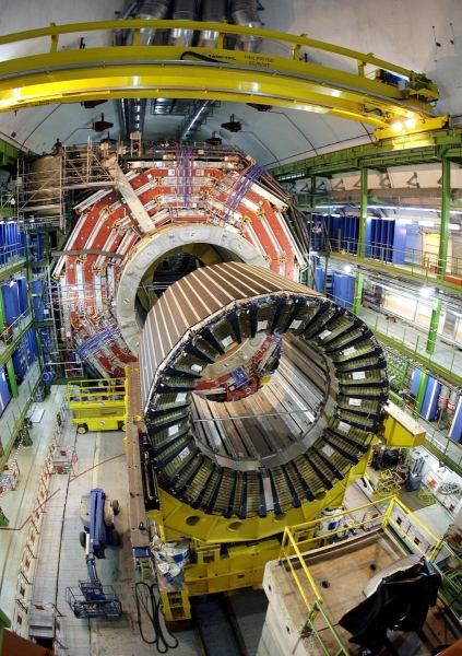 Wielki Zderzacz Hadronów został ponownie uruchomiony 2