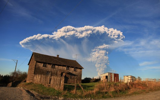 Wulkan Calbuco 2