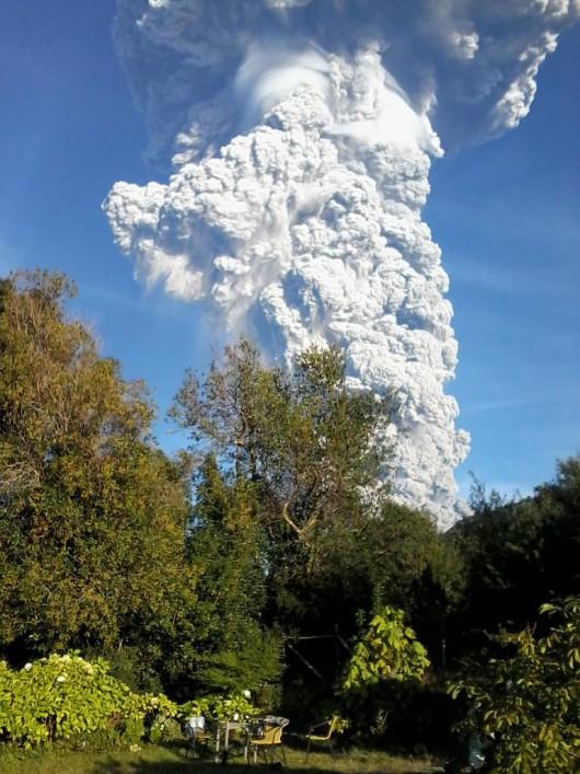 Wulkan Calbuco 3