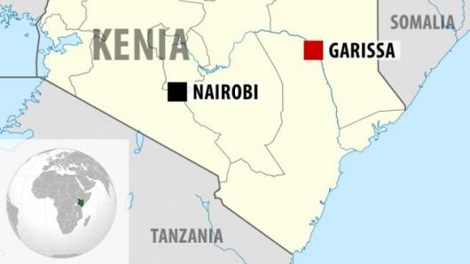 Za zamachem w Kenii stoi Al-Szabab