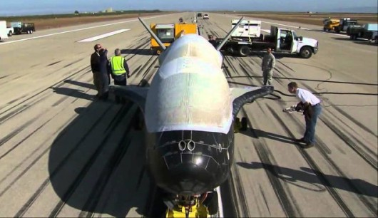 bezzałogowy wahadłowiec X-37B 2
