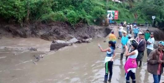 Antioquia, Kolumbia - Co najmniej 40 osób zabiła rzeka błota 3
