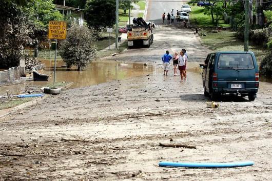 Australia - Pięcioletni chłopiec zginął w powodzi w Brisbane 2
