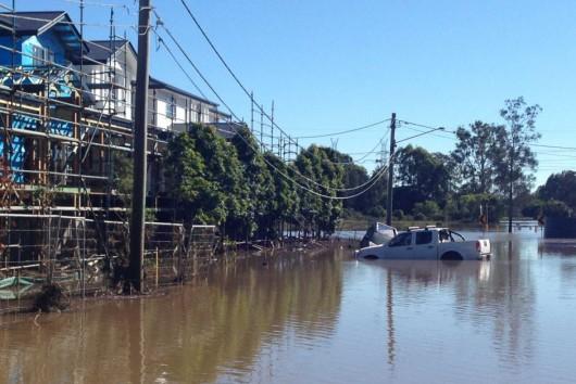Australia - Pięcioletni chłopiec zginął w powodzi w Brisbane 6