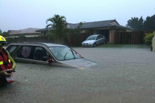 Australia - Pięcioletni chłopiec zginął w powodzi w Brisbane 9