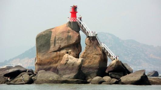 Chińczycy chcą stawiać swoje latarnie na spornych wyspach