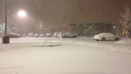 Do Rosji wróciła zima, mrozy i śnieżyce 3