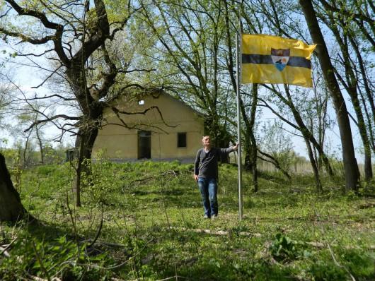 Europa - Przy granicy serbsko-chorwackiej nieoficjalnie na niczyjej ziemi powstało mikro państwo Liberland 2