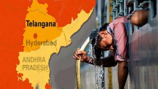 Indie - Ogromne upały zabiły już co najmniej 500 osób, w wielu miejscach temperatura sięga 48 st.C. w cieniu 1