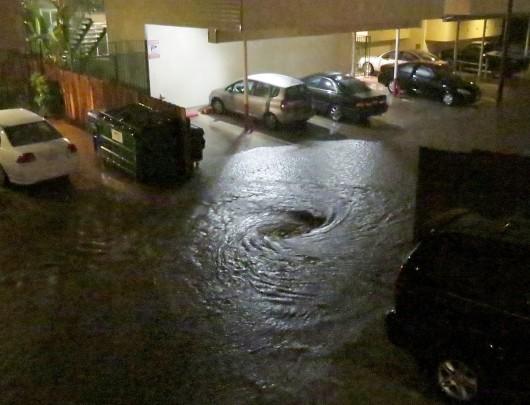 Kalifornia - Ulewne deszcze podczas suszy 4