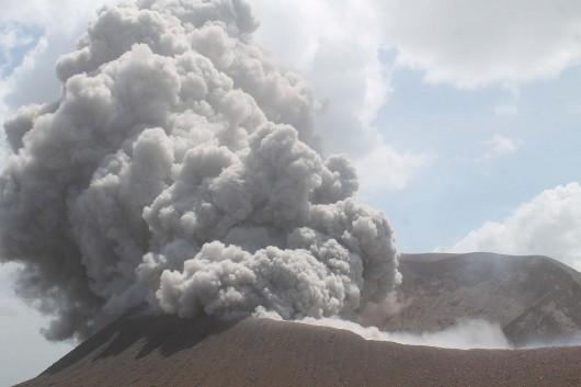Nikaragua - Od niedzieli wystąpiło 46 erupcji wulkanu Telica 2