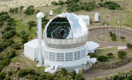 Obserwacje prowadzono za pomocą teleskopu Hobby-Eberly w Teksasie /Fot. Ethan Tweedie Photography/McDonald Observatory (mcdonaldobservatory.org) /