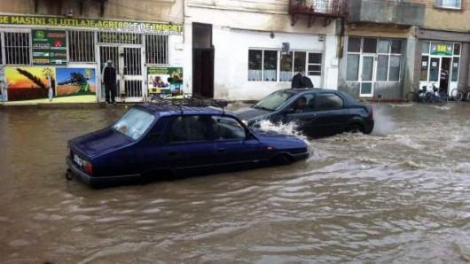 Rumunia - Wiele gospodarstw domowych znalazło się pod wodą 5