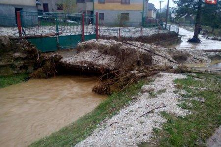 Słowacja - Utworzyła się superkomórka burzowa i spadło rekordowo dużo deszczu 3