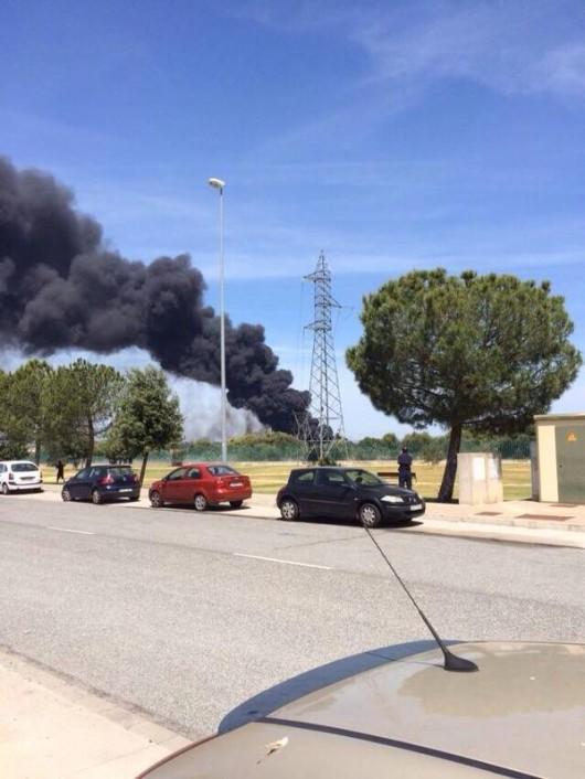 Sewilla, Hiszpania - Rozbił się najnowszy wojskowy Airbus A400 5
