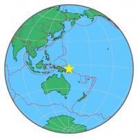 Trzęsienie ziemi o sile 6.8 w skali Richtera w Papui-Nowej Gwinei