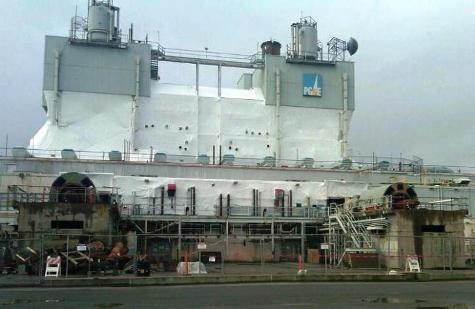 USA - Elektronia atomowa Humboldt Bay