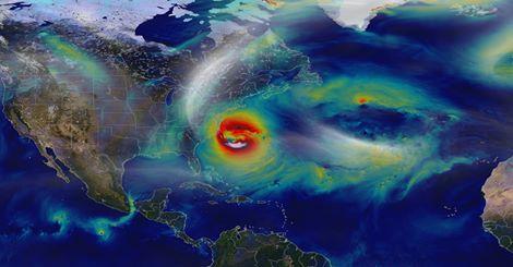 USA - Nad wschodnie wybrzeże nadciągnie nowe zjawisko pogodowe, nazwane zostało cyklonem podzwrotnikowym 2