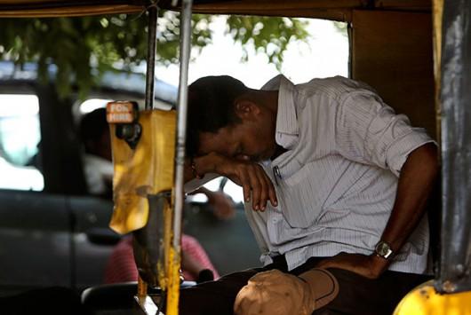 Upały w Indiach 4