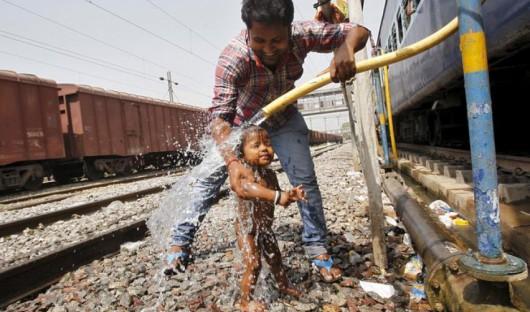 Upały w Indiach