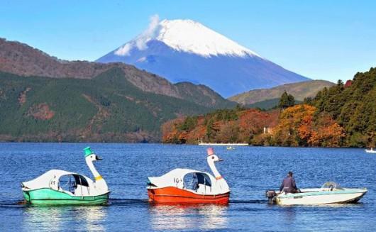 Wulkan Hakone