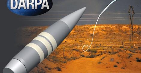 inteligentne pociski DARPA