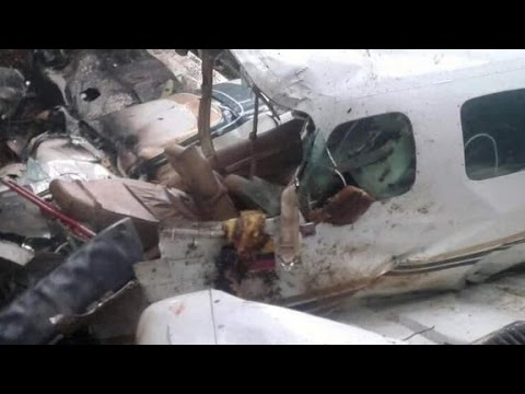 Alaska, USA - Rozbił się samolot z turystami, zginęło 8 osób