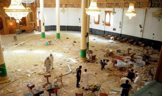 Atak terrorystyczny w Kuwejt 2