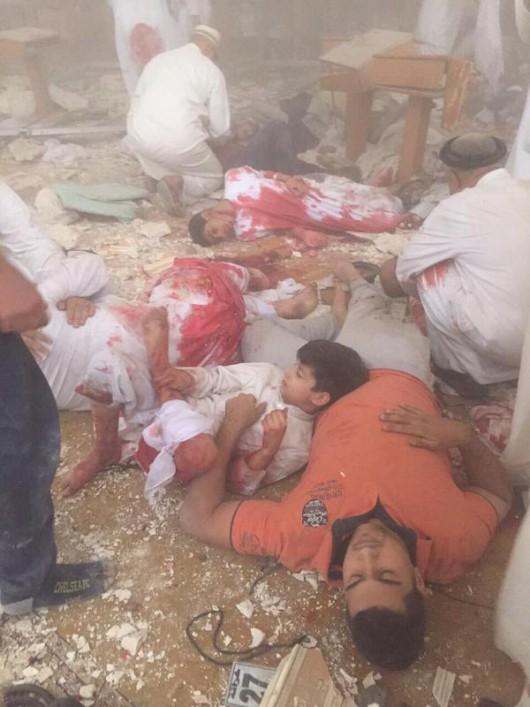 Atak terrorystyczny w Kuwejt 4