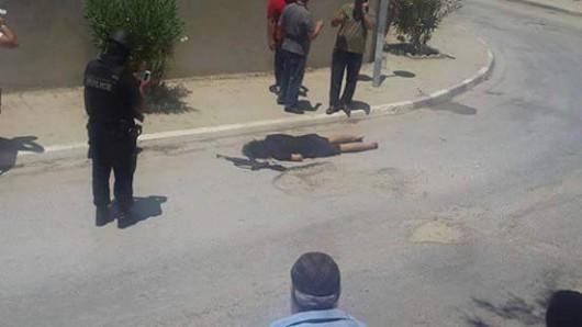 Atak terrorystyczny w Tunezji