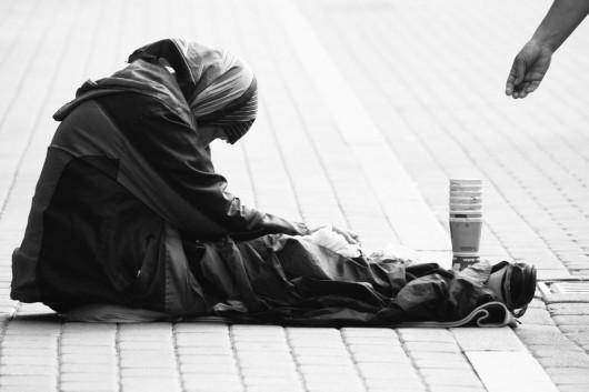 Bieda w Rosji