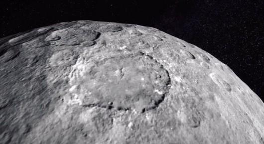 Ceres w obiektywie sondy Dawn / NASA/JPL-Caltech/UCLA/MPS/DLR/IDA /