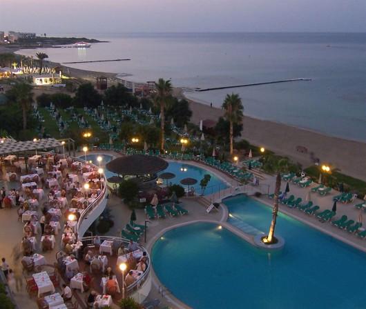 Cypr - Kurort Protaras