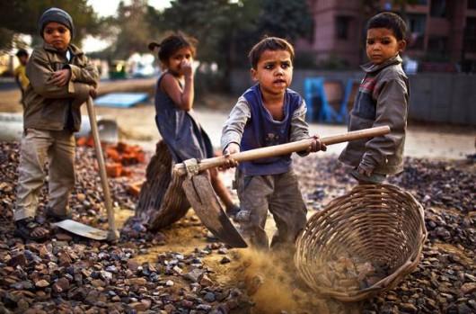 Dzieci zmuszane do pracy 4
