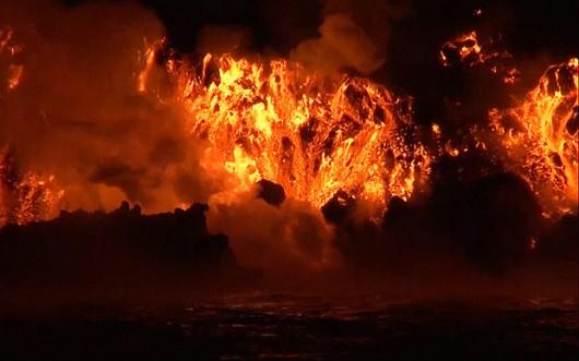 Erupcja wulkanu Wolf 2