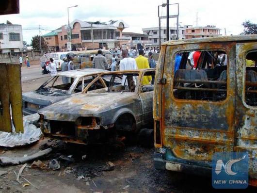 Ghana - Wybuch na stacji benzynowej, zginęło co najmniej 150 osób 3