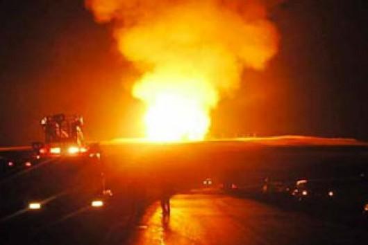Ghana - Wybuch na stacji benzynowej, zginęło co najmniej 150 osób 5