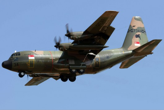 Hercules C-130 Indonezia
