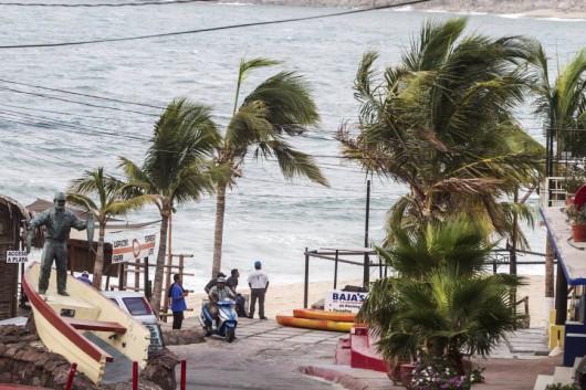 Meksyk - Do Półwyspu Kalifornijskiego zbliża się sztorm tropikalny Blanca