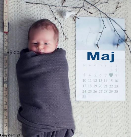 Miesiąc urodzenia