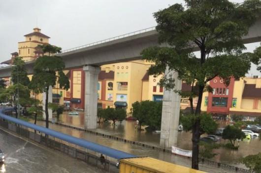 Oman - Burza tropikalna wywołała powodzie 6