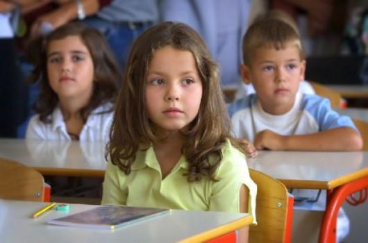 Pięciolatki w szkole