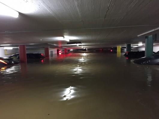 Powódź - Szwajcaria 6