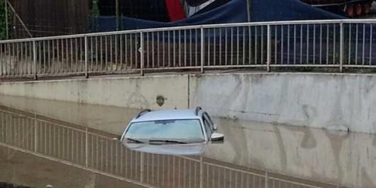 Powódź - Szwajcaria 7