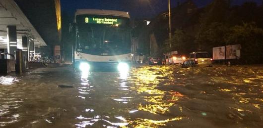 Powódź - Szwajcaria 8