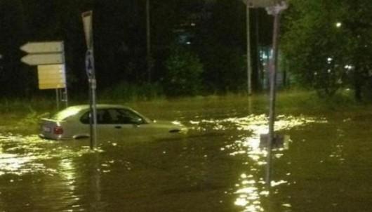 Powódź - Szwajcaria 9