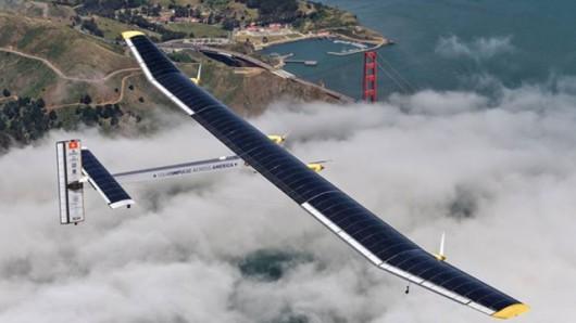 Samolot Solar Impulse 2